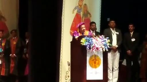Minister of Health and Family Welfare harsh vardhan in jodhpur