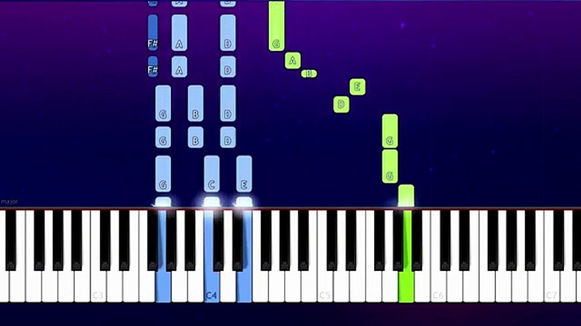 Kygo & Zak Abel - Freedom (Piano Cover / Tutorial)
