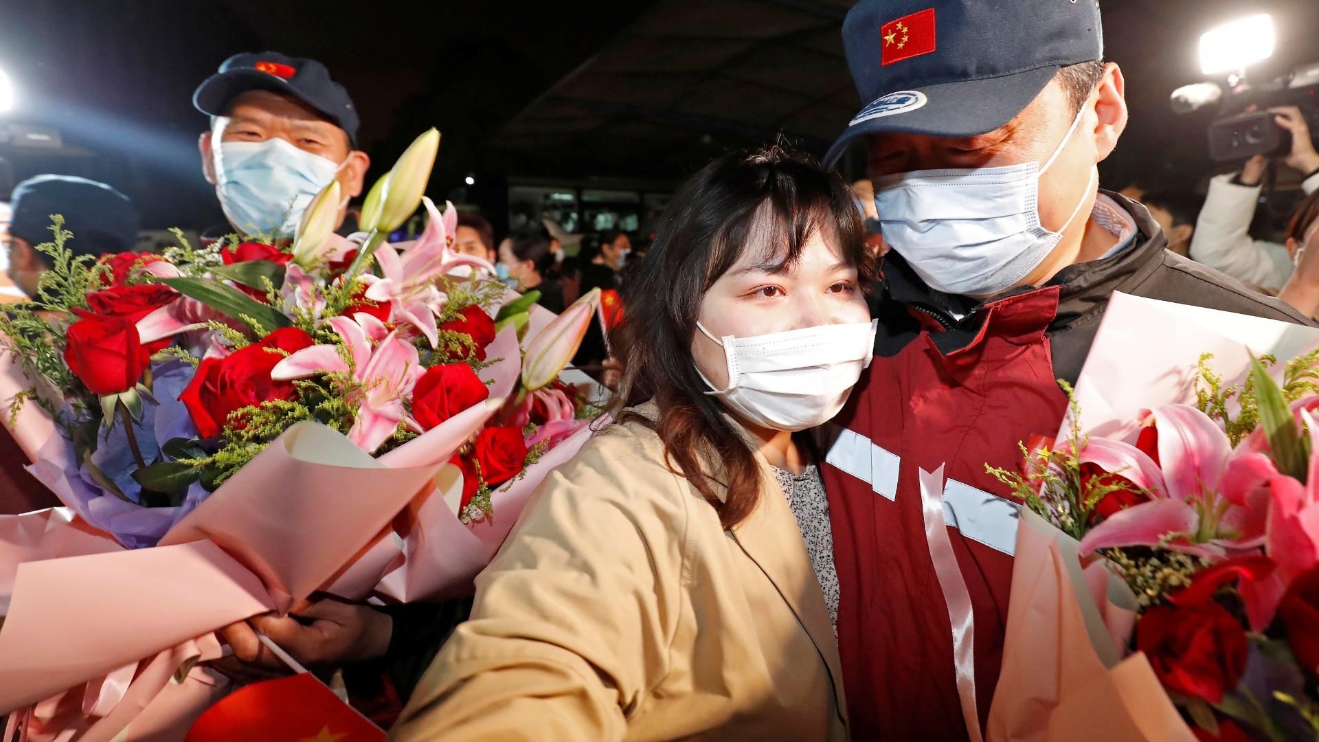 Coronavirus lockdown eases in China