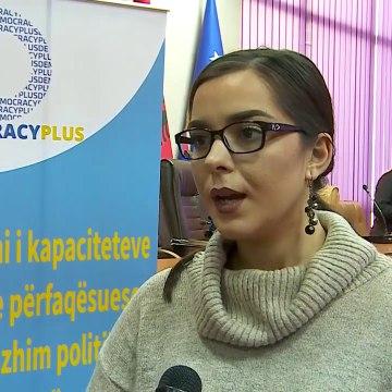 Takimi publik asambliste - qytetarë, Ferizaj - TV Tema