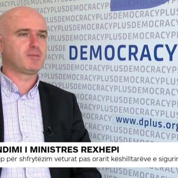 Vendimi i ministres Rexhepi - KTV
