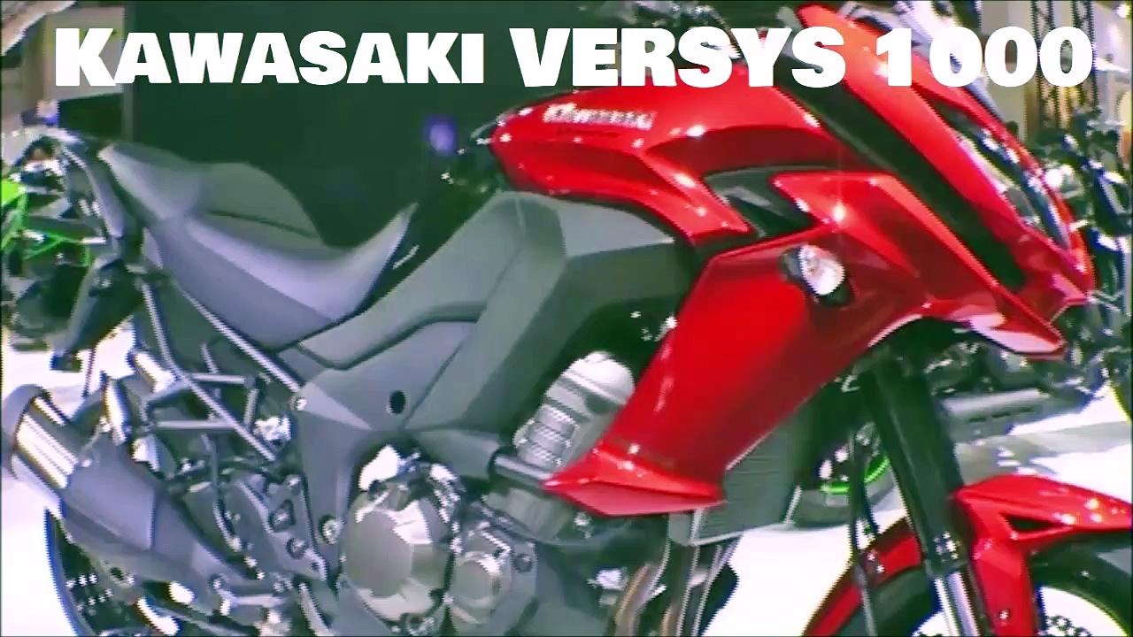KAWASAKI VERSYS1000 Japon