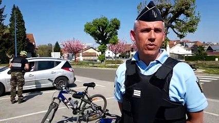 Pays de Montbéliard : contrôles renforcés pendant le week-end de Pâques