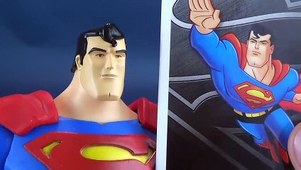 McFarlane Toys DC Multiverse Animated Superman Figure Review