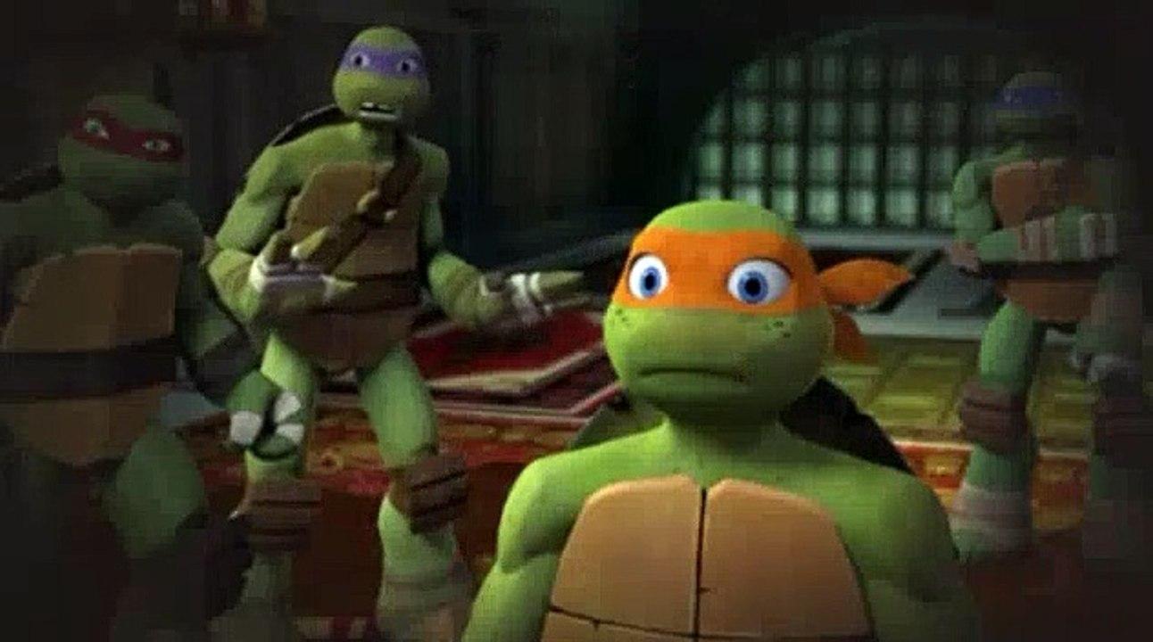 Teenage Mutant Ninja Turtles S01e13 I Monster Video Dailymotion