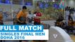 REPLAY - Jesper Agerbo v Rafiq Ismail - World Bowling Singles Championship Final 2016