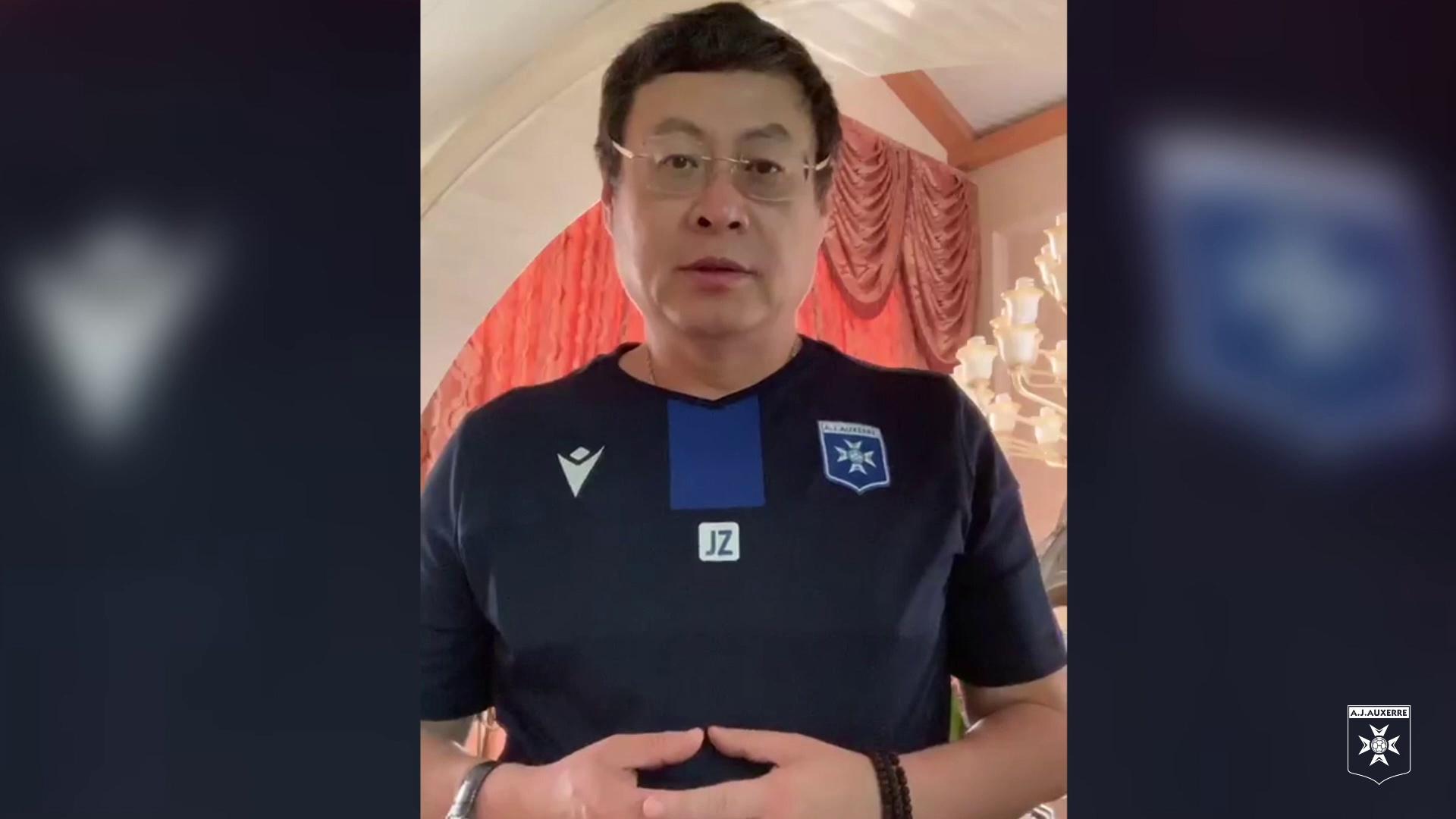 Le message de James Zhou