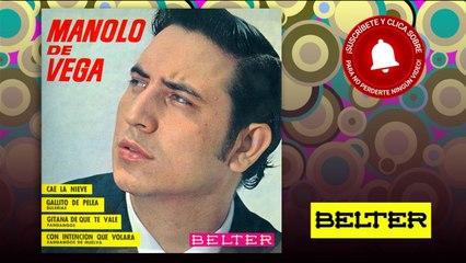 Manolo de Vega - Gallito de Pelea (EP)