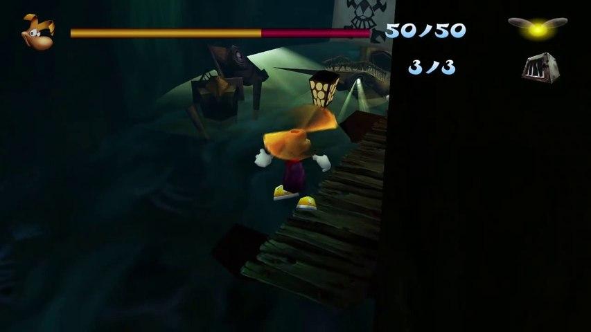 MortaLet's Play - Rayman 2 The Great Escape (PC) [Partie 20 : Les Montagnes de Fer]