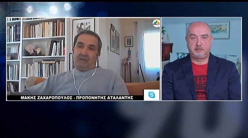 """Μάκης Ζαχαρόπουλος: """"Δύσκολη η επάνοδος"""""""