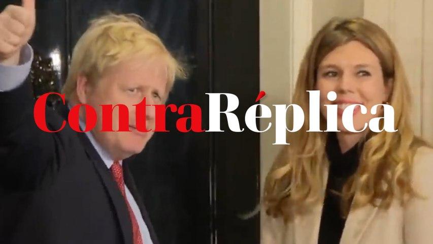 Boris Johnson sale de cuidados intensivos tras contraer Covid-19