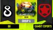 Dota2 - Gambit Esports vs. B8  - Game 1 - Group A - EUCIS - ESL One Los Angeles