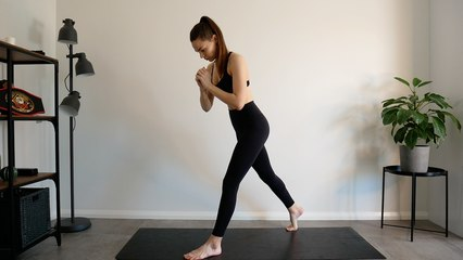 30-minute FULL BODY workout at home with Lilian Dikmans