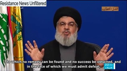Hassan Nasrallah: faith and patience are our best weapons against the coronavirus