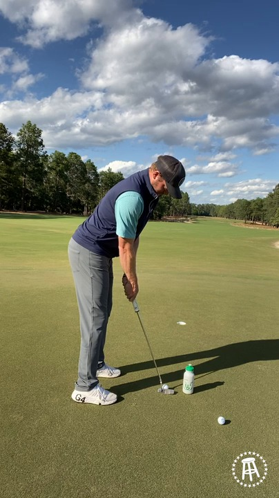 Has Sir Nick Faldo Actually, Finally Improved My Putting Stroke?