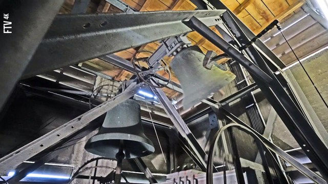 Glockengeläut St. Rochus Balkhausen 2160p