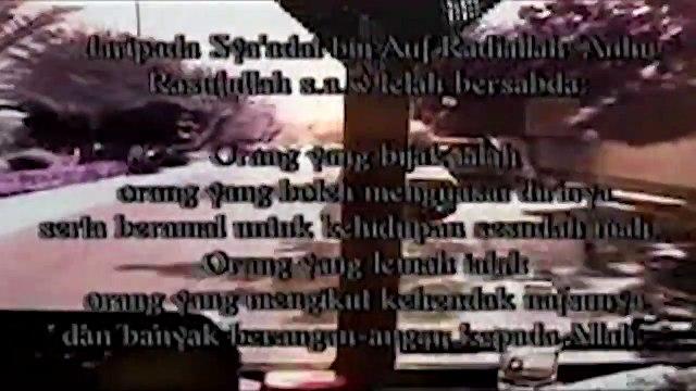 Musafir Kelana  - Rabbani (Official Music Video)