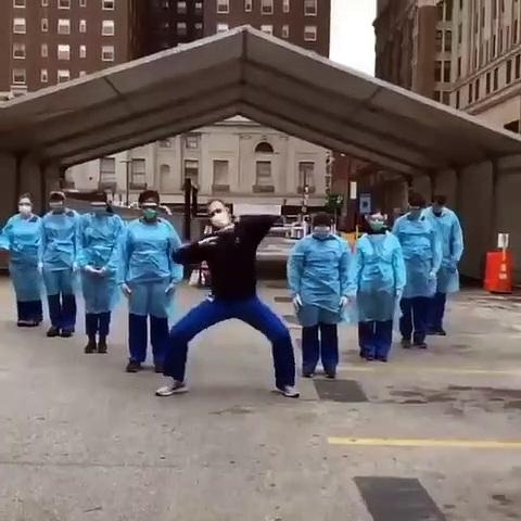 coronavirus new dance
