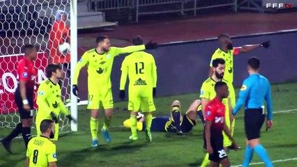 US Boulogne CO 1-0 USCL J19 National FFF 19/20