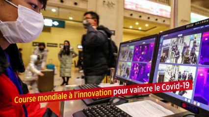 Course mondiale à l'innovation pour vaincre le Covid-19 - Le Point