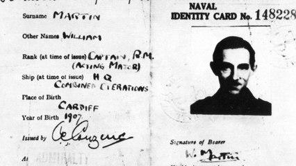 Operación Mincemeat, el mendigo que engañó a Hitler
