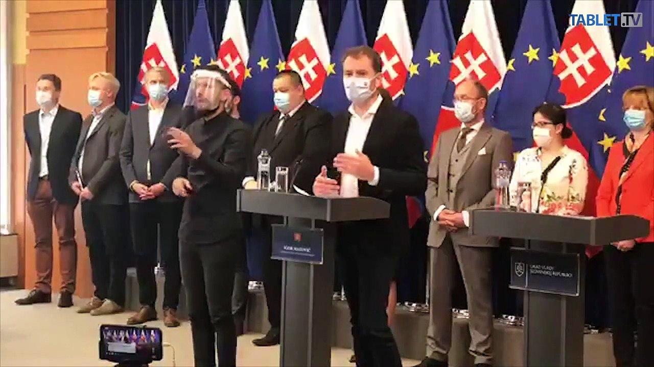 ZÁZNAM: TK premiéra I. Matoviča