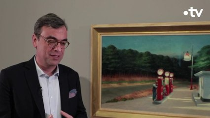 Edward Hopper, peintre de la solitude