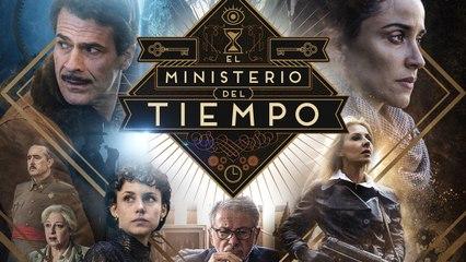 Preparados para la 4ª temporada de El Ministerio del Tiempo