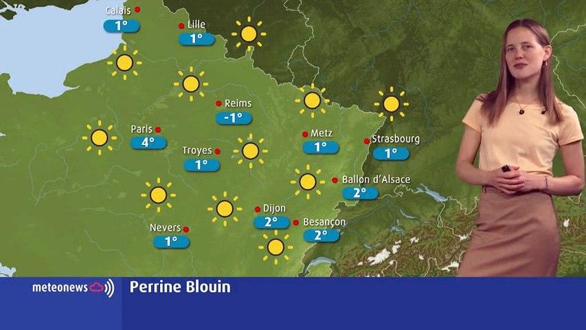 Grand bleu ce mercredi : la météo de nos régions