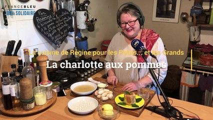 La charlotte aux pommes de Régine Rossi-Lagorce