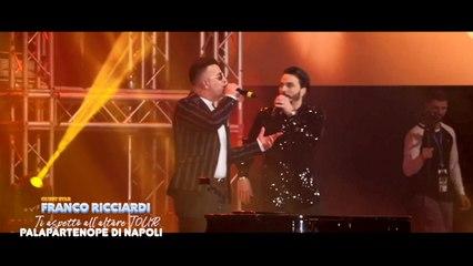 Tony Colombo duetta con Franco Ricciardi  (Ti Aspetto all'Altare Tour 2019)