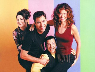 Will & Grace We Love Lucy
