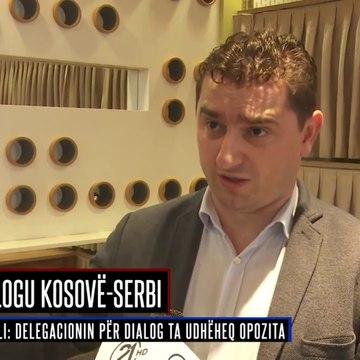 RTV 21 - Dialogu Kosove - Serbi