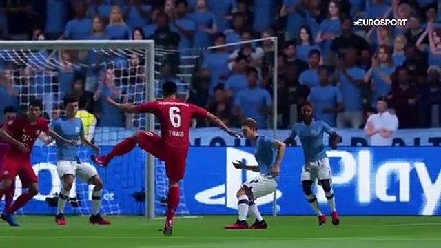 On a simulé la fin de la C1 : qui du Bayern ou de Manchester City rejoindra le dernier carré ?
