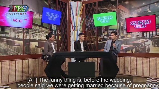 What The Fathers Say | Ep 11: Anh Tai gets teary and admits his fault upon wife's warning to leave