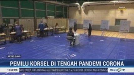Pemilu Korsel di Tengah Pandemi Corona