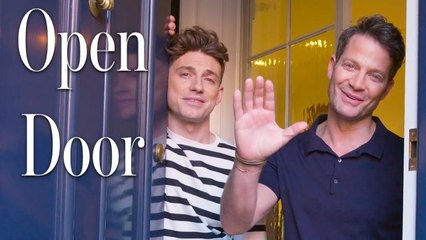 Inside Nate Berkus and Jeremiah Brent's NYC Townhouse