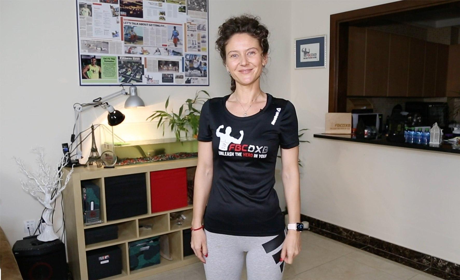 تمارين منزلية للحفاظ على اللياقة البدنية خلال فترة الحجر الصحي