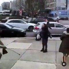 Chine -  Les noirs attaqués dans la rue par les chinois
