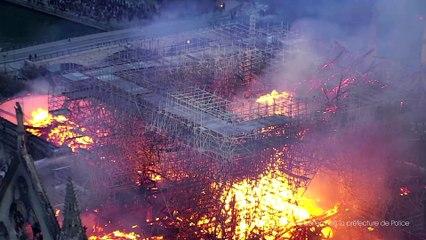 Incendie de Notre-Dame de Paris - 15 avril 2019