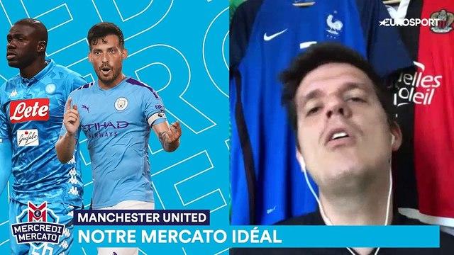 Avec 250 millions d'euros, voici le mercato idéal de Manchester United