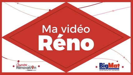 Témoignage d'Ophélie, participante au concours Ma Vidéo Réno pour Les Journées de la Rénovation 2020