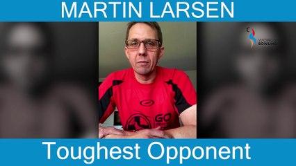 Martin Larsen Interview
