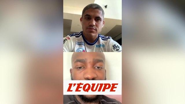 Stéphane Bahoken : « Le VAR enlève la magie du football » - Foot - L1