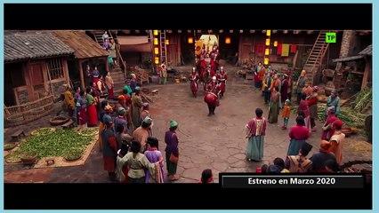 03 Damaris del Carmen Hurtado con el estreno de Mulan de Disney