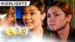 Sophia gets emotional after her argument with Andres | 100 Days To Heaven
