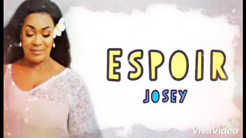Paroles de chanson -  JOSEY - Espoir