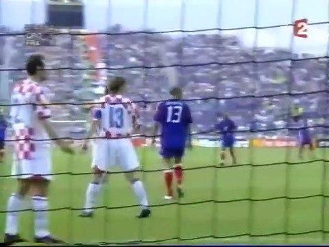 Quand Zidane a failli réussir la passe décisive la plus géniale de sa carrière