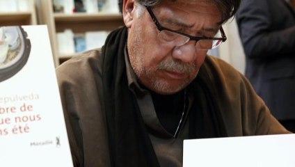 Fallece en España el escritor chileno Luis Sepúlveda, víctima del coronavirus