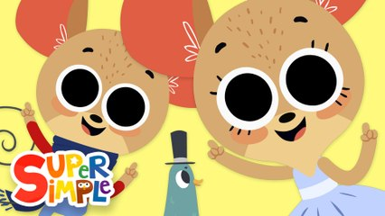 Wind The Bobbin Up | Kids Songs | Super Simple Songs